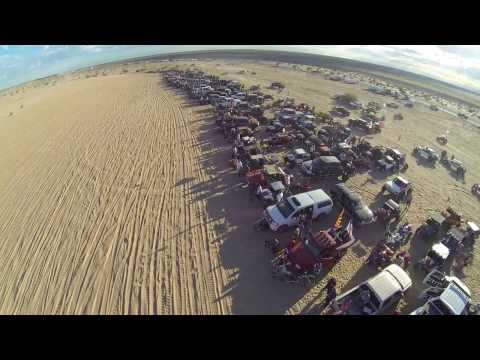 UAV Glamis Halloween 2013 At The Drags