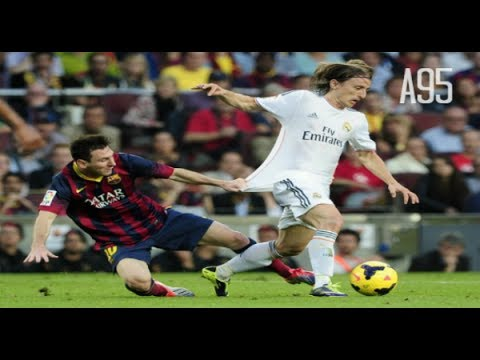 Luka Modric - The Maestro | Skills & Passes | 2014 | HD