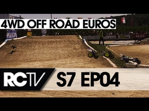 RC Racing S7 Episode 4 - EFRA 4WD Off Road Euros 2012