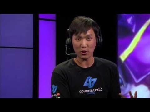 Interview with DoubleLift from CLG || NA LCS Summer split 2013 W5D2