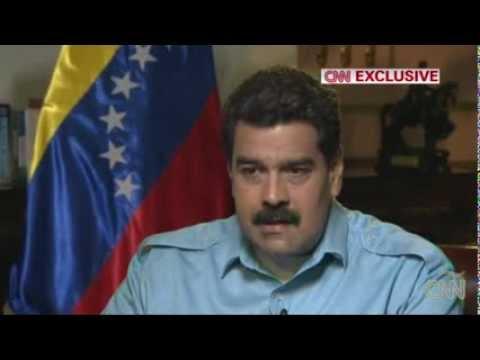Entrevista de Christiane Amanpour a Nicolás Maduro | Parte 1
