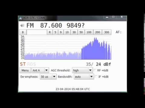 [MS] 23Apr14 Radio Tataouine, Zarzis, Tunisia 87.6