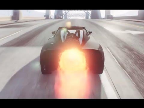 GROS DÉLIRE AVEC LA COIL ROCKET VOLIC - GTA 5 online