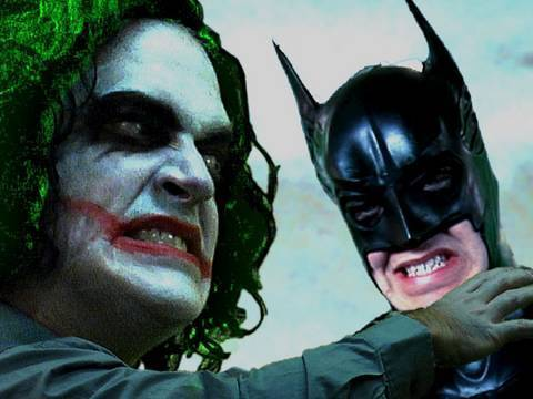 Batman Parody:  The Dark Knight is Confused.  Key of Awesome #8., Batman's beginning to wonder if his movie makes any sense at all. Watch Behind the Scenes HERE! http://www.youtube.com/watch?v=LQ9kDr4z9bc Subscribe! http://...