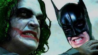Batman Parody: The Dark Knight Is Confused. Key Of Awesome