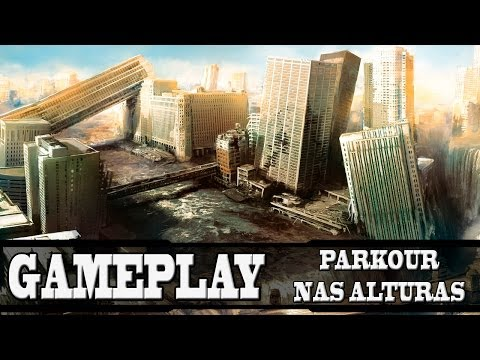 Gameplay - I Am Alive - Parkour Nas Alturas