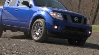 2012 Nissan Frontier - Drive Time Review with Steve Hammes