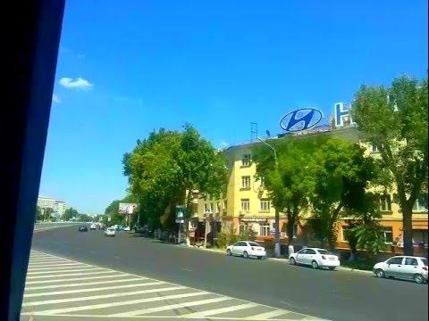 journy of tashkent