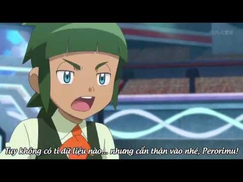 Pokemon XY&Z tập 34