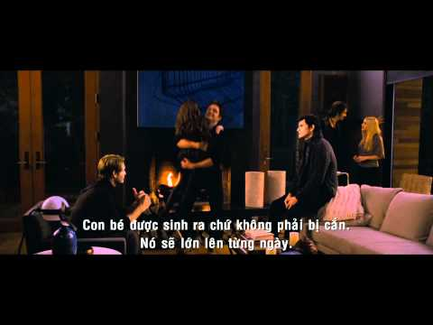 The Twilight Saga Breaking Dawn - Hừng Đông Part 2 - MegaStar Cineplex