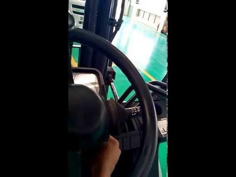 bán và thanh lý xe nâng diesel 2 5 t, 2w400 nissan forklift - 0932 567 693