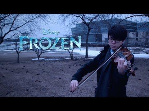 Let It Go - Frozen Phiên Bản Violin, Đố Ai Nghe Mà Không Nổi Da Gà Đấy :-s Quá Hay Quá Tuyệt Vời :)