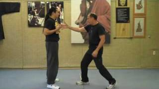 Bruce Lee's One Inch Punch Demo And Explaination By Rick
