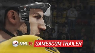 NHL 15 Official Gameplay Trailer – Gamescom 2014