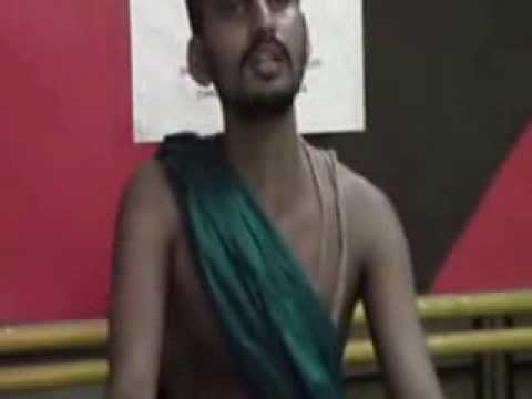 Pravachana on Narasimha Avatara by Paneendrachar Chromepet Mutt on 14.09.13