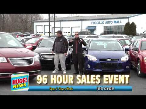 "Billy Fuccillo Jr., son of ""HUGE!"" opens latest dealership"