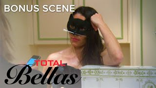 Nikki Bella Gets Frightened in Old Torture Chamber | Total Bellas | E!