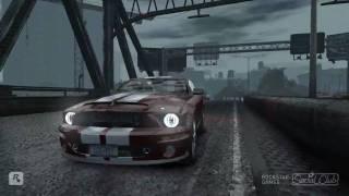 GTA 4-Mustang Shelby GT500