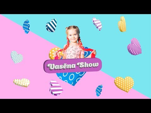 Funny Kids Channel Vasena Show