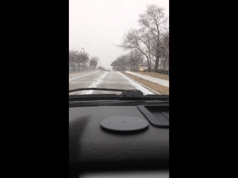 Dallas Snow 2-6-2014