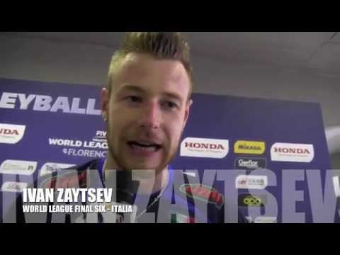 Copertina video Final6 World League:  Zaytsev rialza la cresta azzurra