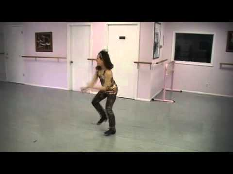 Awesome 11 year old tap dancer
