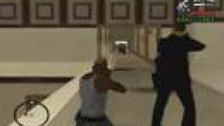 GTA: San Andreas Ps2 96 A Home In The Hills