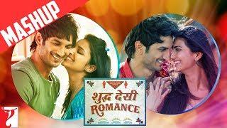 Mashup Shuddh Desi Romance Sushant Singh Rajput