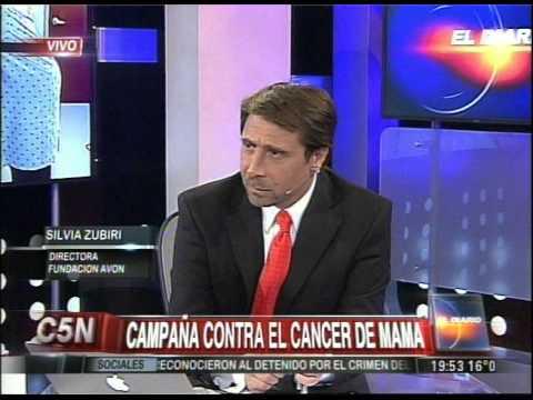C5N - SOCIEDAD: CAMPAÑA CONTRA EL CANCER DE MAMA