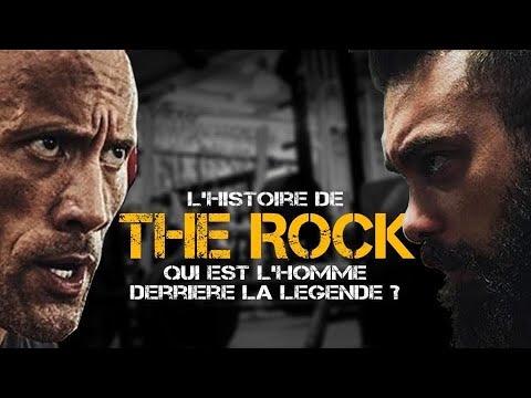 Je te raconte l'INCROYABLE parcours et SUCCÈS de THE ROCK