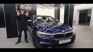 DT_LIVE. Тeст BMW M550 xDrive. DragTimes info video - Драгтаймс инфо видео.
