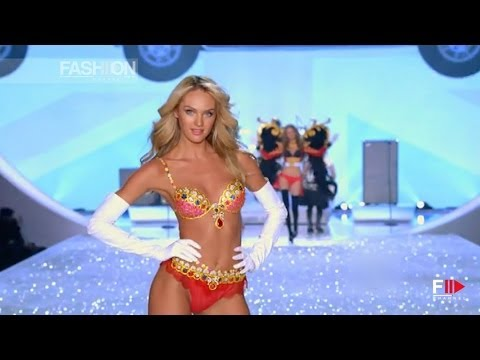 "VICTORIA'S SECRET Fashion Show 2013 Focus on ""CANDICE SWANEPOEL"" by Fashion Channel"