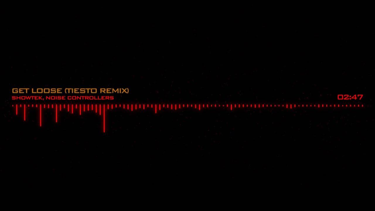 Showtek, Noise Controllers - Get Loose (Tiesto Remix)