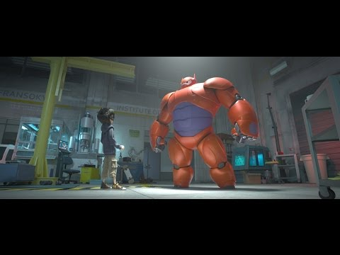 Big Hero 6 trailer -- OFFICIAL Disney | HD