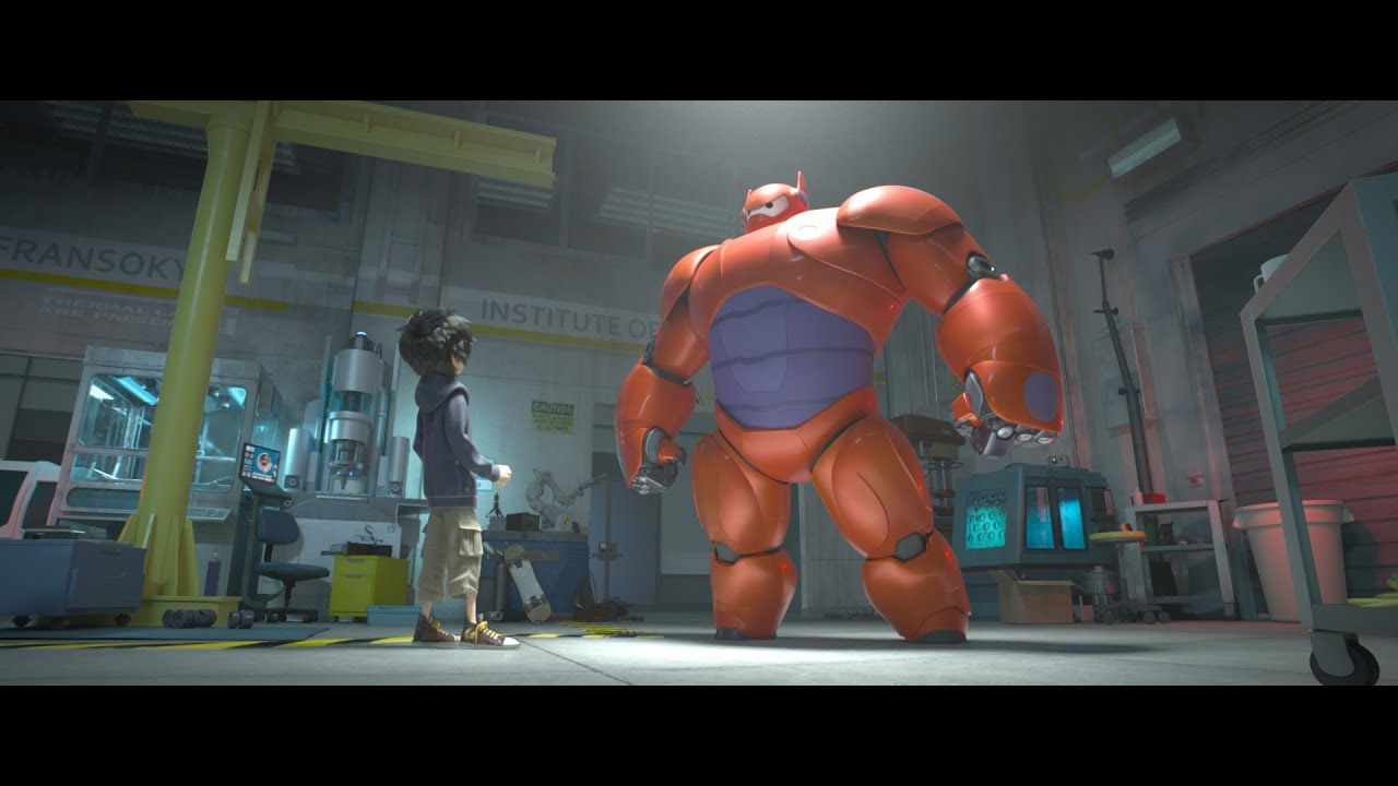 【Big Hero 6 鐵甲特攻隊 首發預告】【Yao】