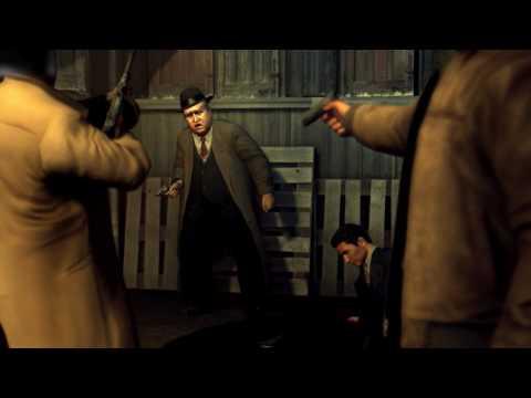 Демонстрация PhysX в Mafia 2.