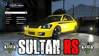 GTA V Karin Sultan RS How To Find It!