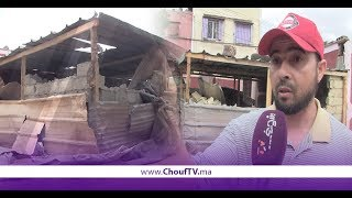 بالفيديو..ساكنة المكانسة بالبيضاء تطالب بالتدخل العاجل لمحاربة البناء العشوائي   |   خارج البلاطو