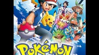 Pokemon X&Y English Dub Anime Opening (Fan-Made)