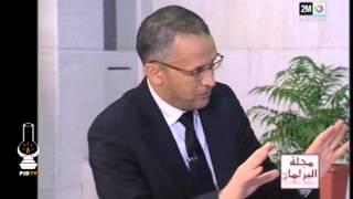 الشوباني ضيف مجلة البرلمان