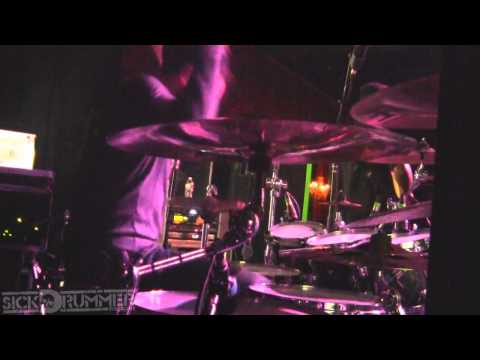 Animals as Leaders - Weightless - Matt Garstka (drum solo)