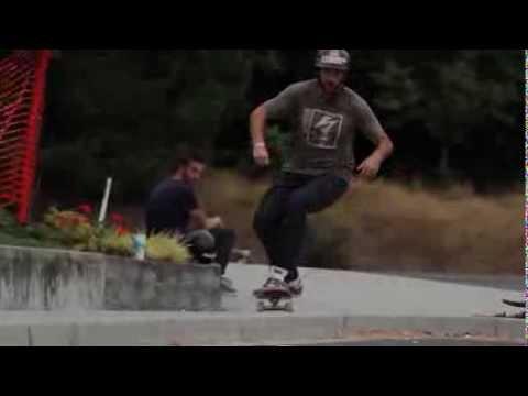 Cathlamet DH 2013 - Subsonic: Sidewalk Showdown