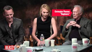 Theron and Fassbender's Impersonations