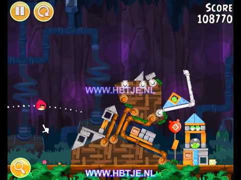 Angry Birds Short Fuse 26-14 3 stars