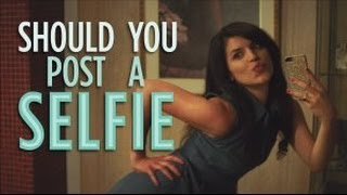 Should You Post A Selfie?