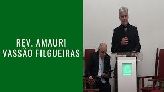 Rev. Amauri Vassao Filgueiras