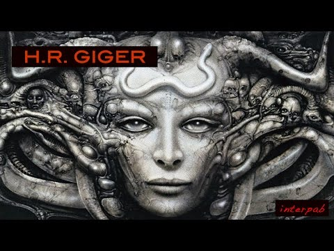 Works by H.R. Giger • Mark Lanegan: Pretty Colors