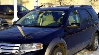 2008 Ford Taurus X SEL videos
