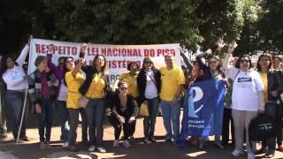 CNTE - COMEMORA  25 ANOS DE LUTA - CNTE