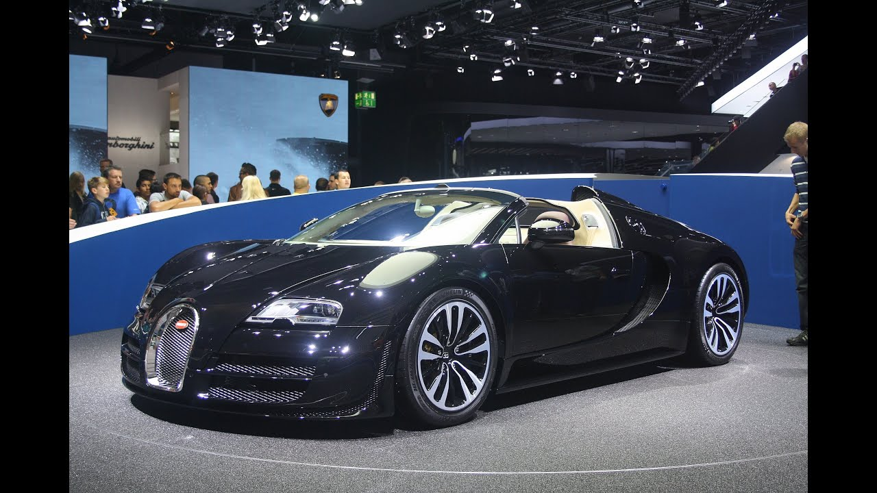 bugatti veyron legend 39 jean bugatti 39 grand sport vitesse iaa frankfurt 2013 1080p full hd. Black Bedroom Furniture Sets. Home Design Ideas